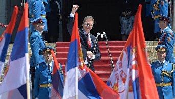 Инаугурация президента Сербии Александра Вучича