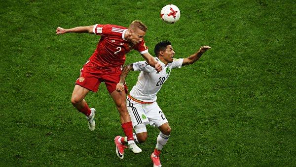 Российскую Федерацию ожидает решающий матч завыход вполуфинал Кубка Конфедераций
