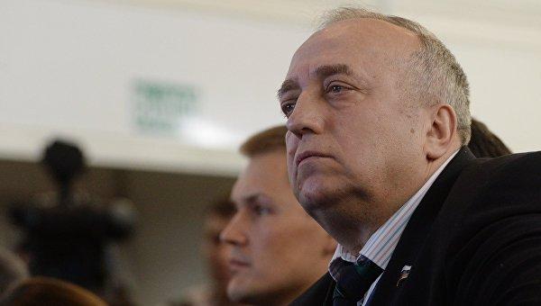Первый заместитель председателя Комитета Совета Федерации по обороне и безопасности Франц Клинцевич