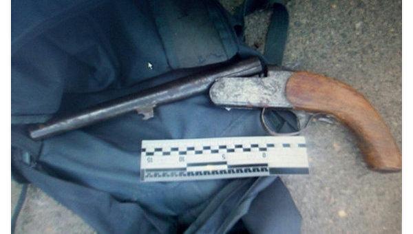 ВНиколаеве ребенок застрелился изотцовского дробовика