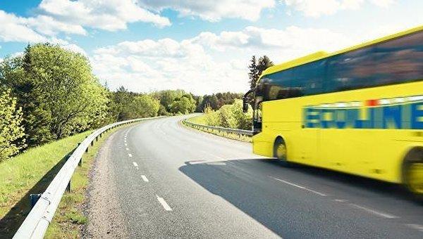 Автобусная компания Ecolines. Архивное фото