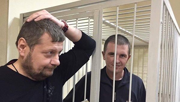 Народный депутат Игорь Мосийчука на суде по делу мукачевских стрелков