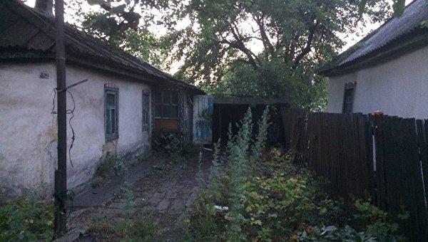 Частный дом в Горянки, в подвале которого обнаружили тело 6-летней девочки