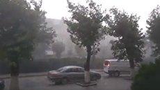 Ураган в Каменец-Подольском. Видео