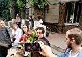 Игорь Гужва вышел на свободу