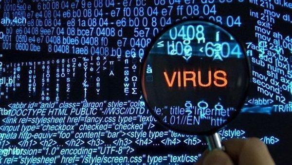 Компьютерный вирус. Кибератака