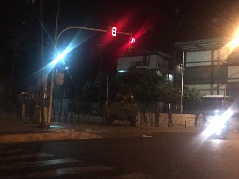 ВВенесуэле силовики атаковали Верховный суд