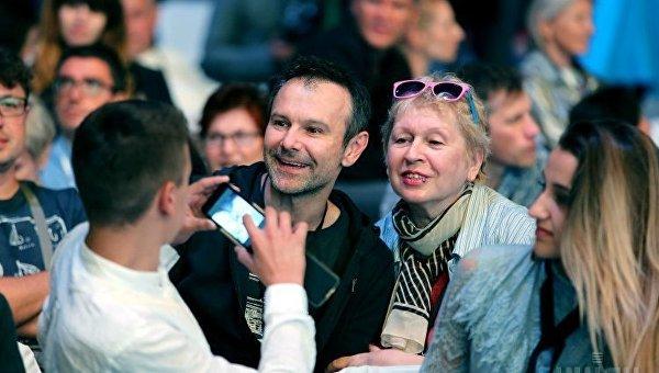 Лидер Океана Эльзы Святослав Вакарчук на Alfa Jazz Fest