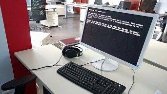 Компьютер, пострадавший от вируса Petya.A