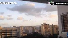 Верховный суд Венесуэлы атаковал вертолет