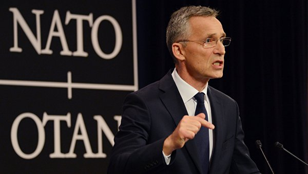 Столтенберг раскрыл численность сил НАТО вПрибалтике