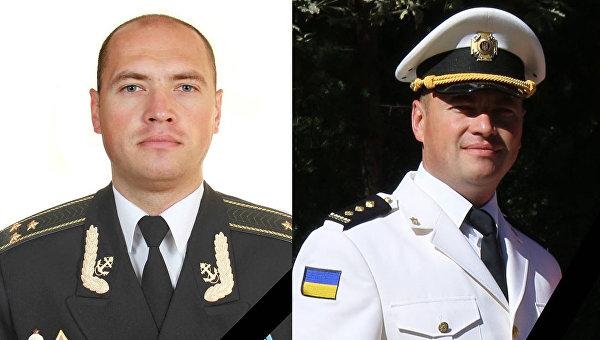 ВКиеве прощаются спогибшими полковником ГУР Шаповалом, фото ивидео