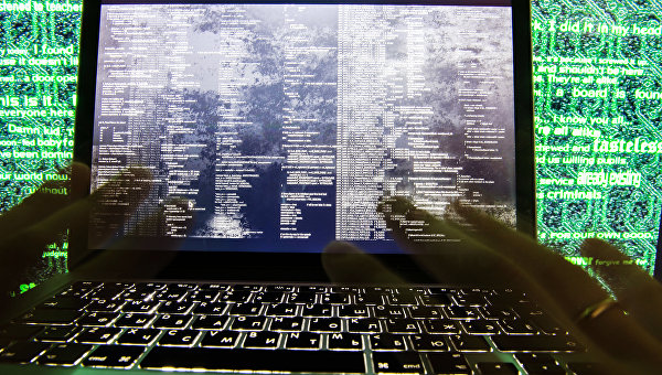 Хакерская атака. Архивное фото