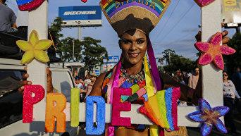 ЛГБТ-парад в Гондурасе