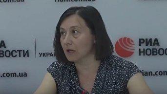 Лидия Ткаченко о рисках пенсионной реформы. Видео