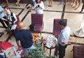 Туристы из России ограбили турецкий отель. Видео