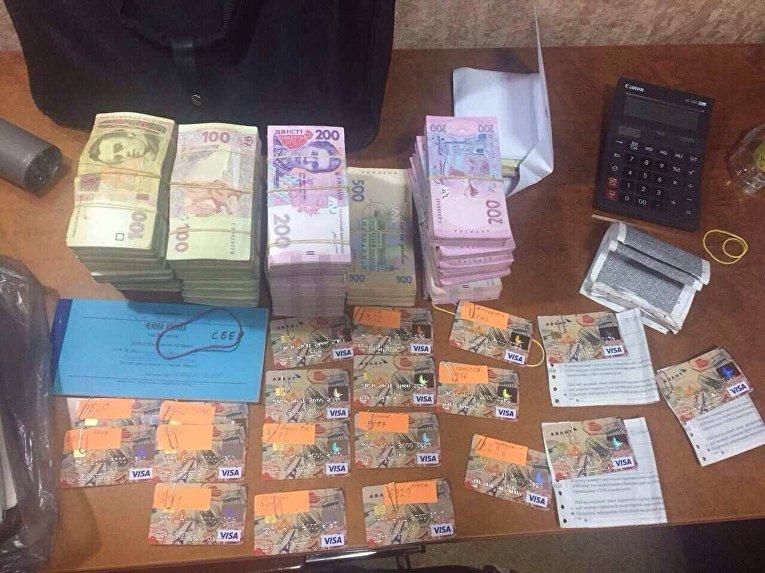 В Донецкой области ликвидирован конвертцентр с оборотом в 1 млрд гривен