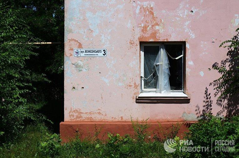 Боевики оставили граждан Авдеевки без воды, Донецкая фильтровальная станция обесточена