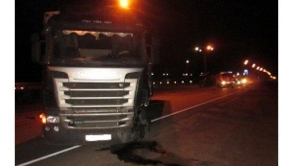 Автобус и грузовик столкнулись в Татарстане, семеро погибших
