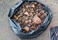 Полиция изъяла в Ровенской области почти 5 кг янтаря