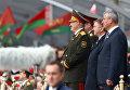 Парад в честь Дня Независимости в Минске