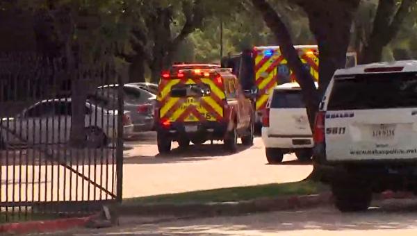 Выстрелы в Далласе. Полиция эвакуировала задние отеля из-за стрельбы