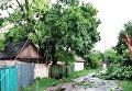 Последствия непогоды в Черниговской области
