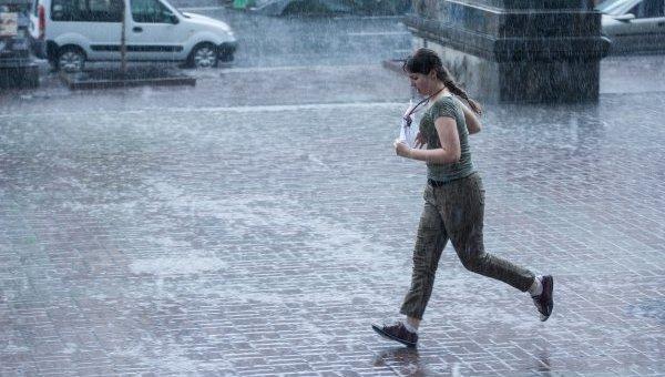Дожди в Украине