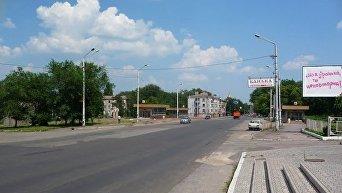 Проспект Калинина в Днепре