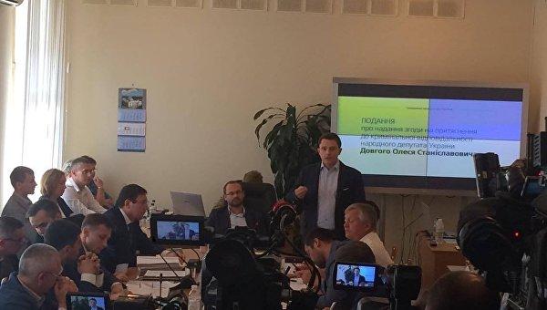 Жуков остров иДовгий: Луценко может приобщить кделу Черновецкого