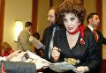 Итальянская актриса Джина Лоллобриджида