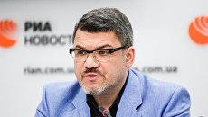 Народный депутат Украины VI созыва, руководитель Национального центрального бюро Интерпол в Украине (2005-2007) Кирилл Куликов