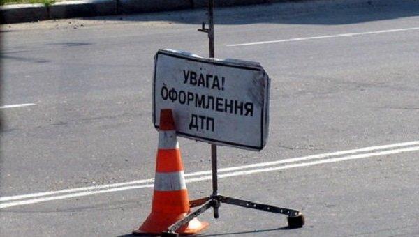 Под Львовом маршрутка угодила  вДТП: пострадали 10 человек