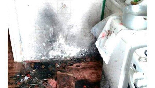 В многоэтажке в Днепропетровской области взорвалась граната