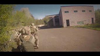 Учения USOF Flaming Sword 2017