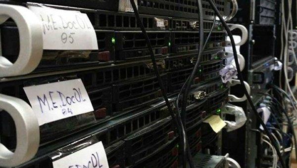 Серверы M.E.Doс