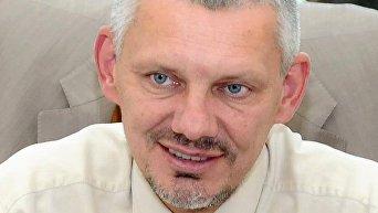 Зампредседателя Национальной медицинской палаты Украины Юрий Константинов. Архивное фото