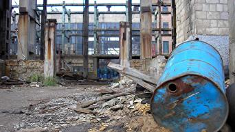 Завод Радикал в Киеве. Архивное фото
