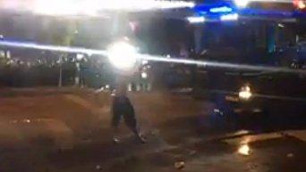 В Гамбурге продолжаются протесты. Полиция грозит принять решительные меры