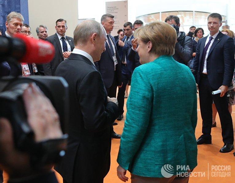 Меркель: G20 пришла ксогласию помногим задачам