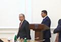 Переговоры Гройсмана и Гутерреша. Видео