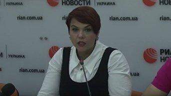 Решмедилова о нарастающем конфликте между Коломойским и Порошенко. Видео