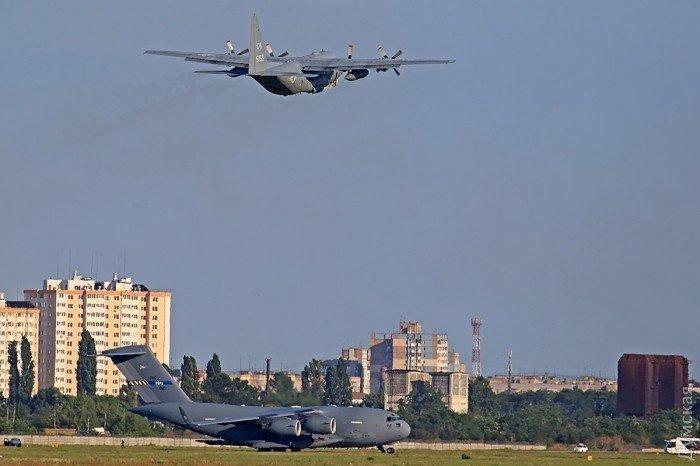 Американо-украинские учения пройдут 10-22июля вЧерном море