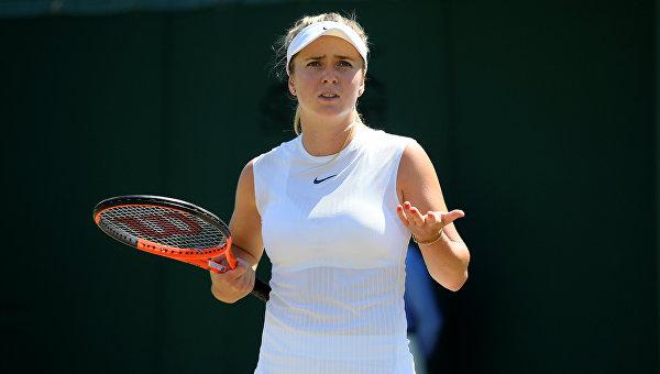 Свитолина уступила Остапенко, отыграв семь матчболов в 1/8 финала