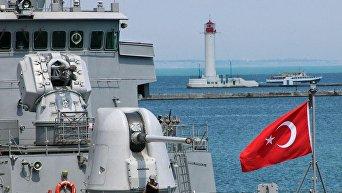 В Одессе стартовали украинско-американские военно-морские учения Си Бриз-2017