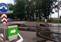 В Киевской области взорвалась АЗС
