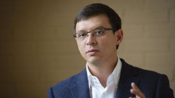 Внефракционный нардеп Евгений Мураев