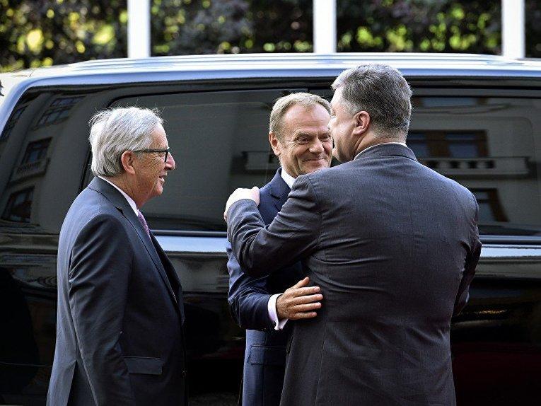 Саммит Украина-ЕС