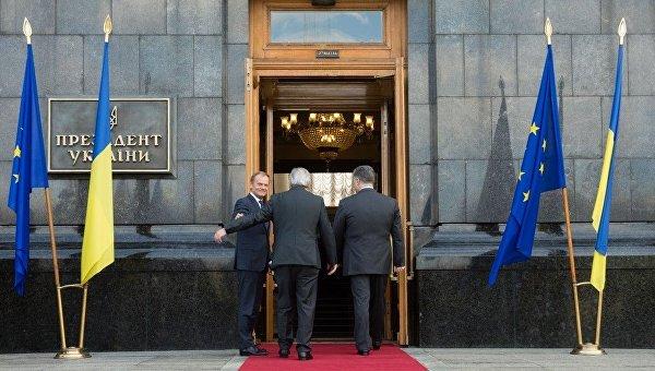 Саммит Украина-ЕС. В АП объяснили отсутствие итоговой декларации a2f1440b40f96