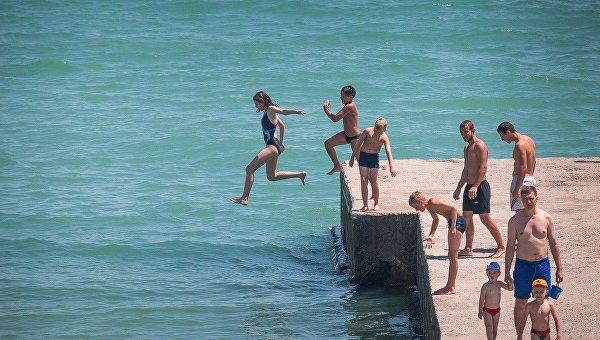 Курортный сезон в Одессе